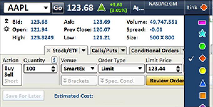 Eac schwab stock options